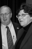 Dr. M. Keith and Barbara Weikel